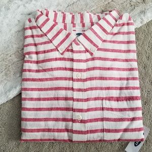NWT Old Navy L/S Casual Button Down